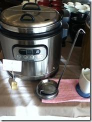チョイスキッチンの味噌汁